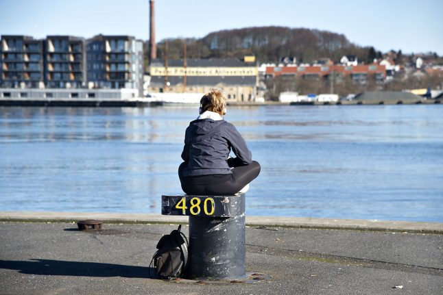 Warm, spring-like weather forecast for this weekend in Denmark