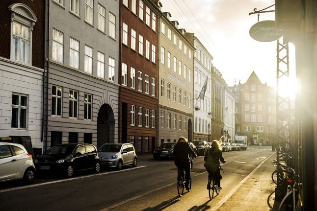 Copenhagen ranked one of world's most expensive cities to live