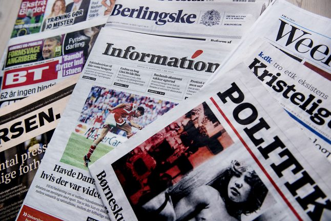 Denmark's news media suffer as country's viewing, reading habits change