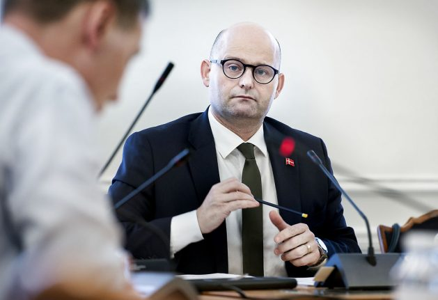 'It would be better if they had died in battle': Danish justice minister on returning Syria fighters