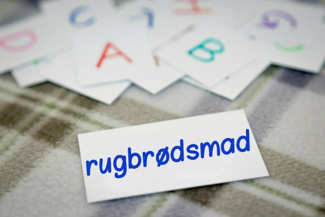 Danish Word of the Day: rugbrødsmad