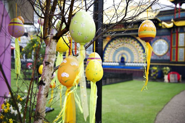 The complete guide to Easter in Denmark (in normal times)