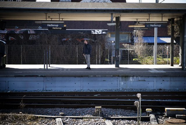 Industrial conflict brings Denmark's trains to a standstill