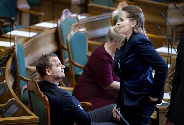 With election looming, is Denmark's opposition irreversibly split over immigration?