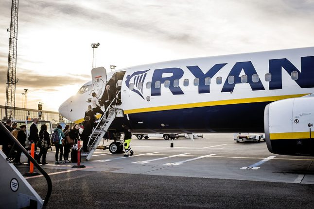 Delays expected as Copenhagen Airport low-cost airline baggage handlers strike