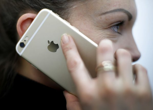 Danish phone company to use tech against nuisance calls