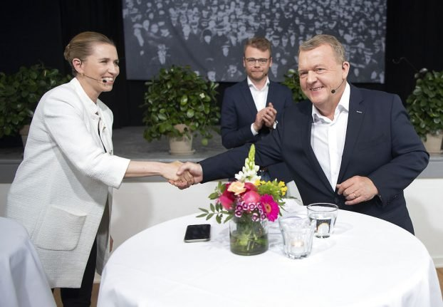 Danish 'grand coalition' idea not a hit with voters, poll finds