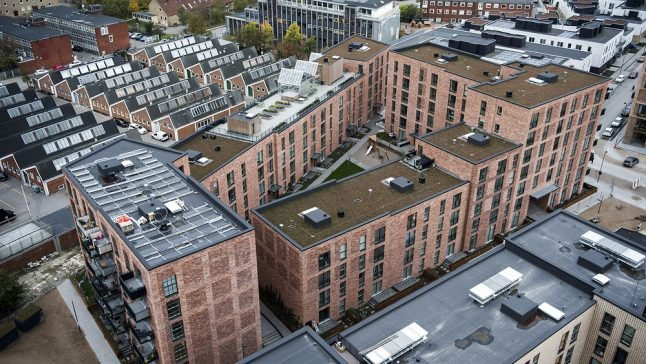 Cost, not availability, is source of housing difficulties in Danish cities