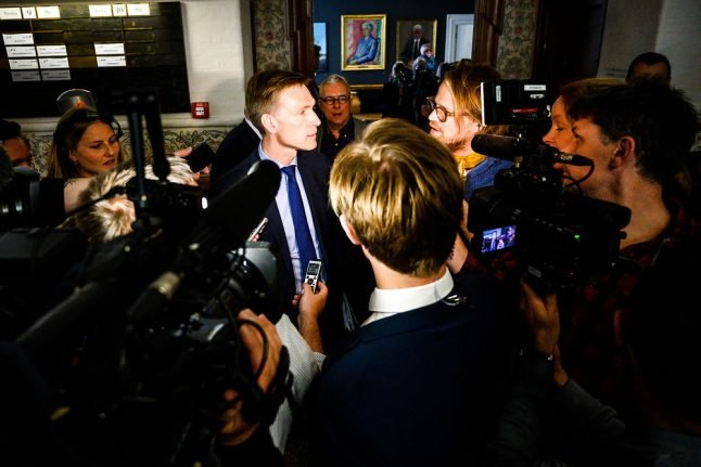 Denmark general election: what party leaders are saying after vote date announced