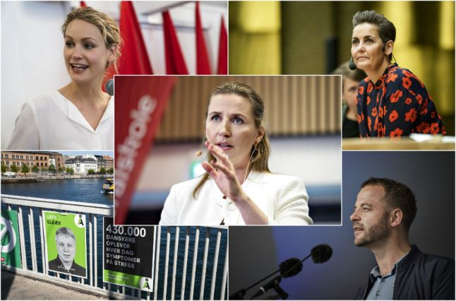 The 2019 Danish general election: What you should know about the parties on the left