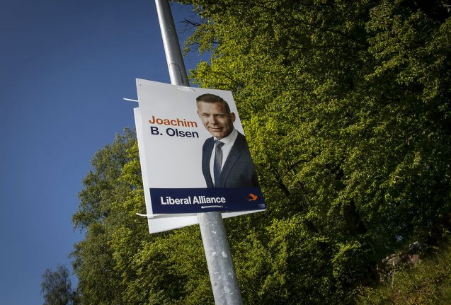 Danish politician takes out election ad on porn site