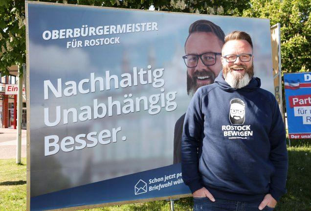 The Dane who wants to be mayor of a German city – and how he plans to modernize it