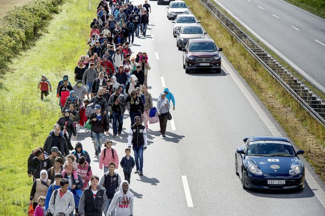 Denmark's asylum figures are at their lowest since 2008. So why the election focus on refugees?