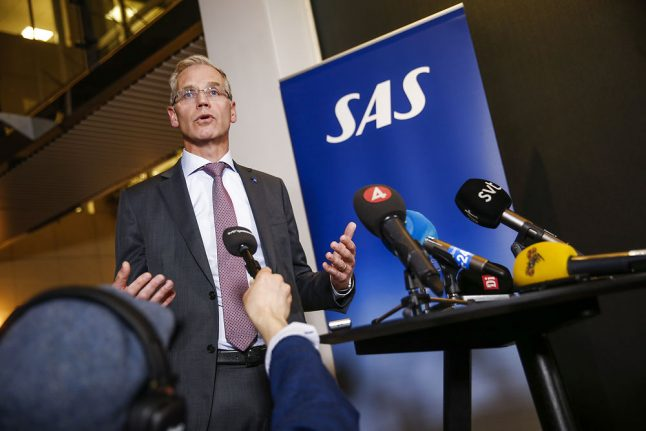 SAS strike over, but Friday cancellations will still cause headaches in Scandinavia