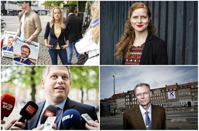 The 2019 Danish general election: What you should know about the parties on the fringes
