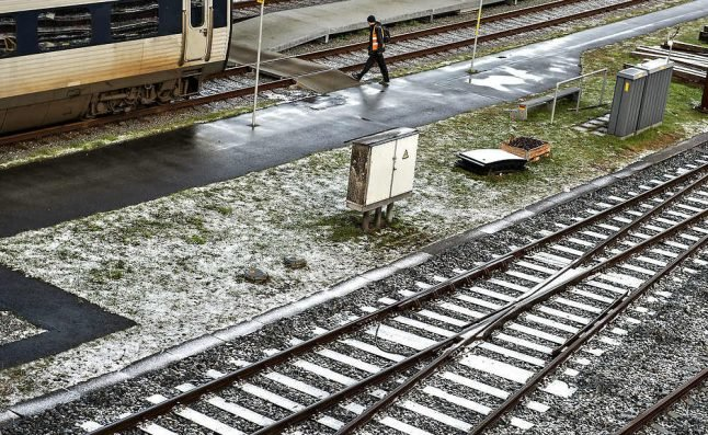 Weather in Denmark: could it really snow on the first weekend of May?
