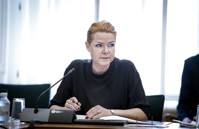 Asylum families will not be allowed to make own meals at Danish deportation centre: minister