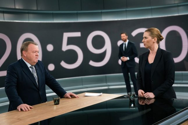 Could election result in first 'grand coalition' in Denmark since 1970s?