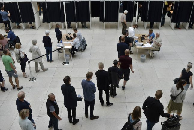 Danes go to the polls in crucial election as political landscape shifts