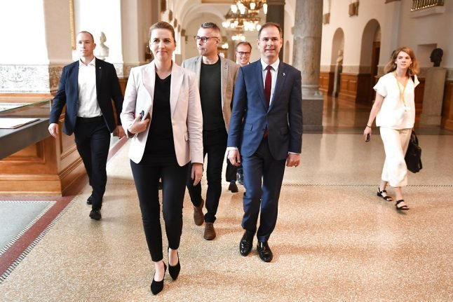Frederiksen cancels holiday plans as challenging negotiations over new Danish government begin