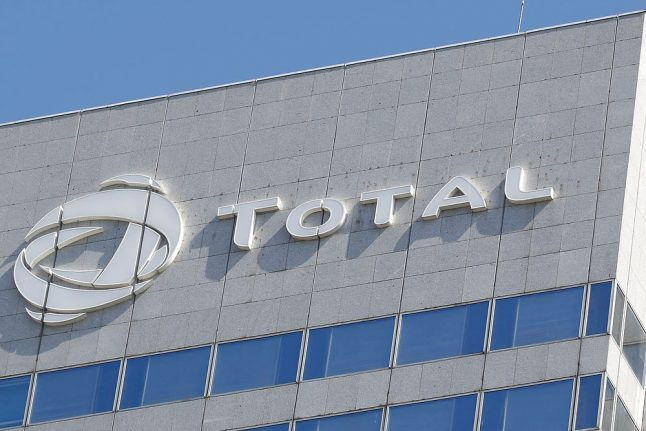French oil giant Total to cut 200 jobs in Denmark