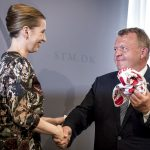 Power shifts in Denmark with the giving of gifts
