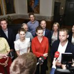 Frederiksen to become Denmark's youngest PM after left-wing parties reach deal