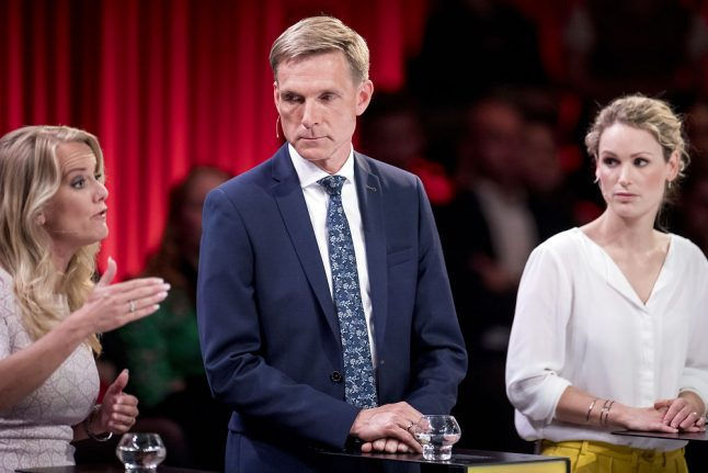Danish People's Party braces itself for tough election night