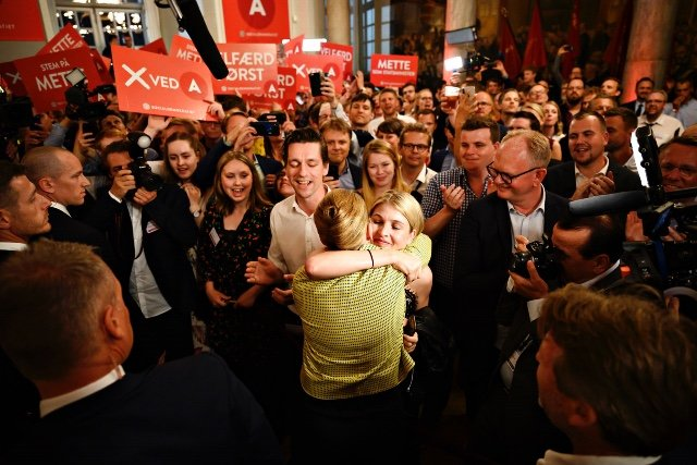 Denmark's left-wing bloc triumphs in election as far right suffers losses
