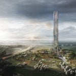 Danish fashion giant puts brakes on construction of Scandinavia's tallest tower