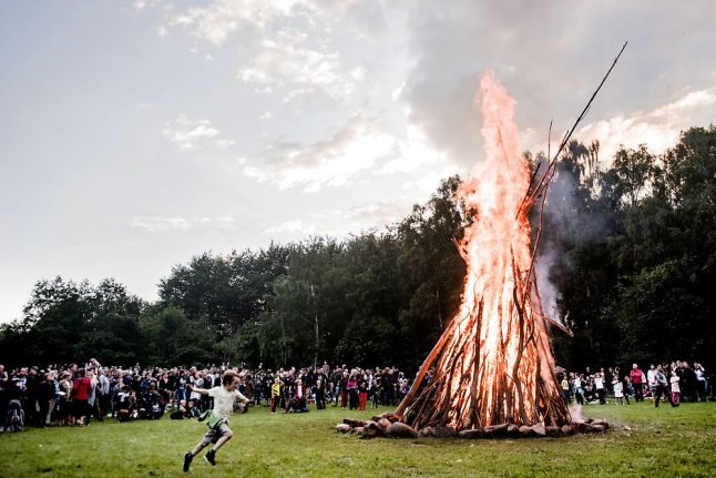 The best places to celebrate Sankt Hans Aften in Denmark