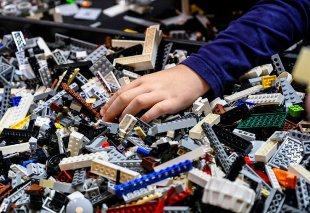Danish researchers may have found a new, green version of Lego