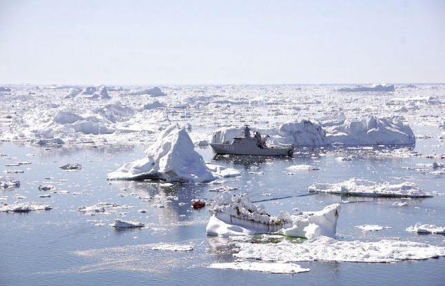 Heatwave threatens to accelerate ice melt in Greenland