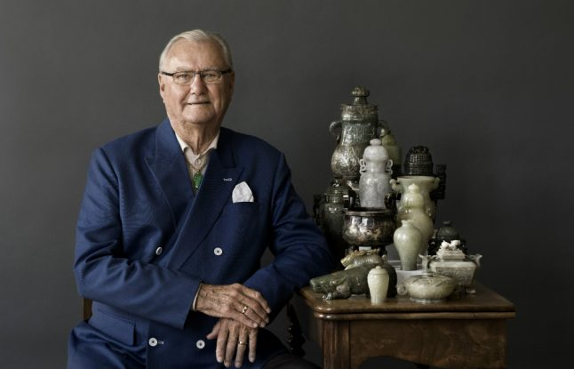 Prince Henrik of Denmark's art collection is for sale – and you can bid online