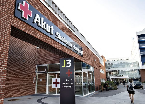 One in twenty Danish accident and emergency patients carries resistant bacteria