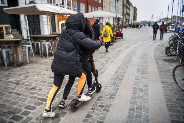 Copenhagen Police charge 28 for riding electric scooters while intoxicated