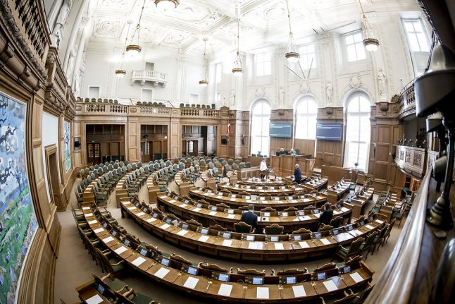 Danish sexual consent law likely as politicians signal support