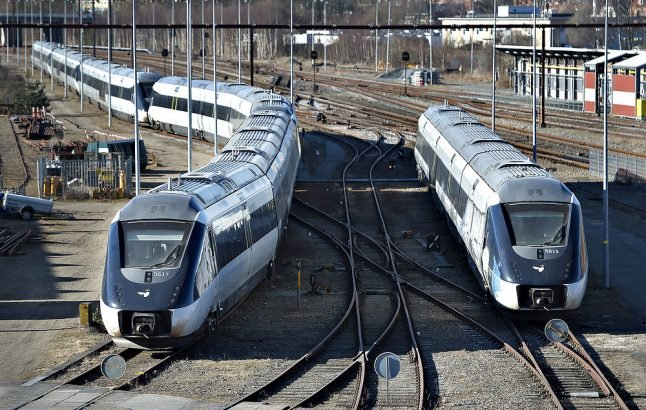 Denmark targets one-hour rail times between five major cities
