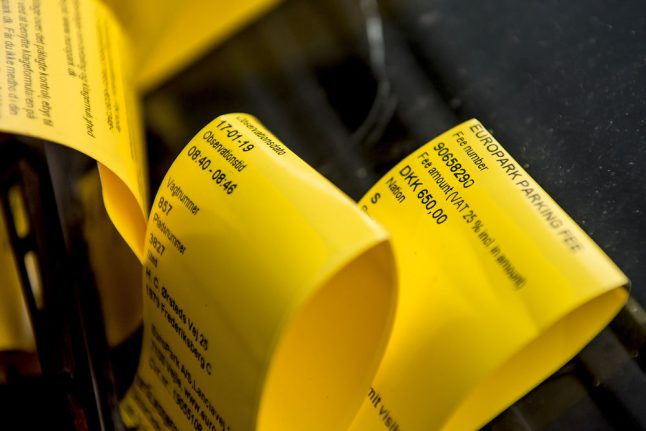 New rule forces Danish councils to go lenient on parking fines