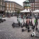 Danish electric scooter hit-and-run highlights safety issue