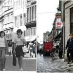 Photos of Denmark in the 1970s – and how the same places look today