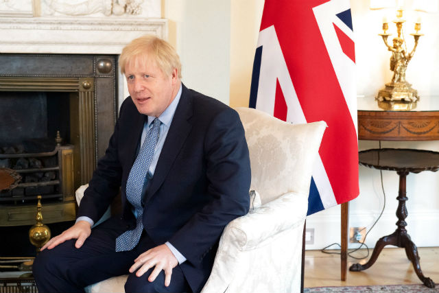 Frederiksen agrees to work with new UK PM to fight climate change