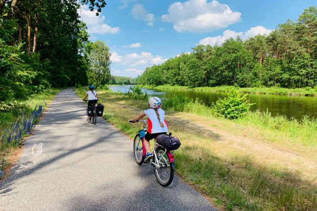 How to ride a rental bike from Berlin to Copenhagen – and leave it there
