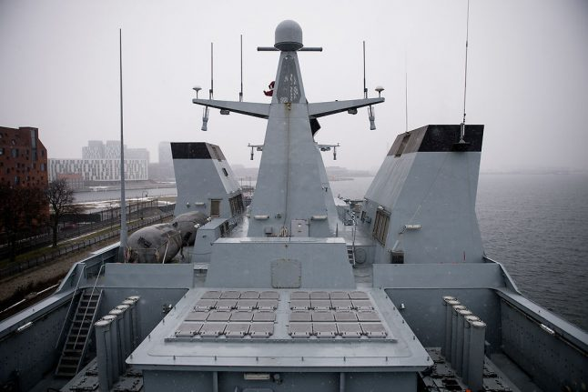 Denmark to increase military presence in Arctic: minister
