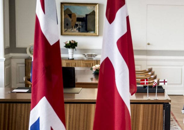 Denmark's no-deal Brexit provisions: What British residents need to know