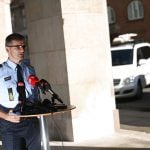 Denmark suspects two Swedes over explosion at tax authority