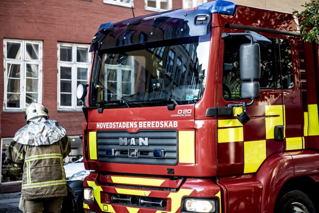Emergency in Denmark: Who to call and what to say