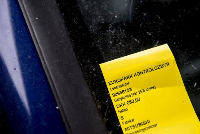 Denmark to consider 'several issues' with problematic parking law