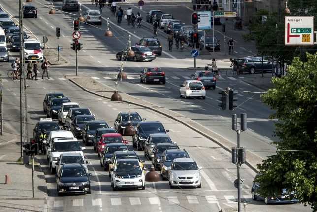 How Danish cities could introduce no-diesel car zones
