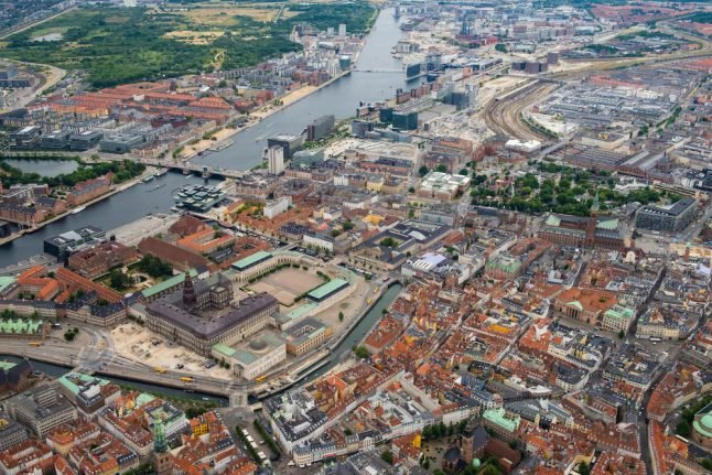 How to take a shortcut between Denmark's two biggest cities